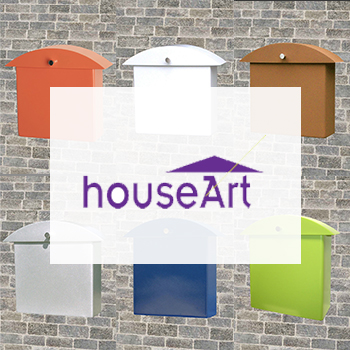 HouseArt Mailboxes
