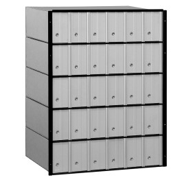 Private Delivery Mailboxes (Multi-Tenant)