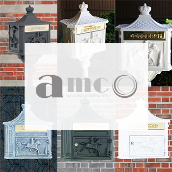 Amco Mailboxes and Posts