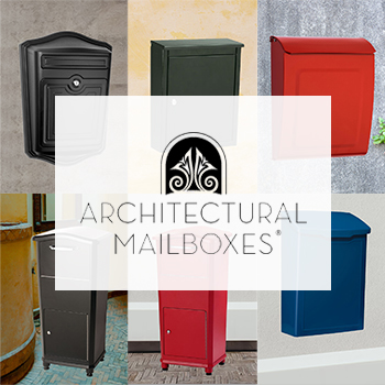 Architectural Mailboxes and Posts