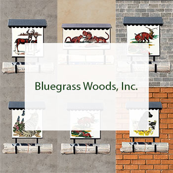 Bluegrass Woods Mailboxes