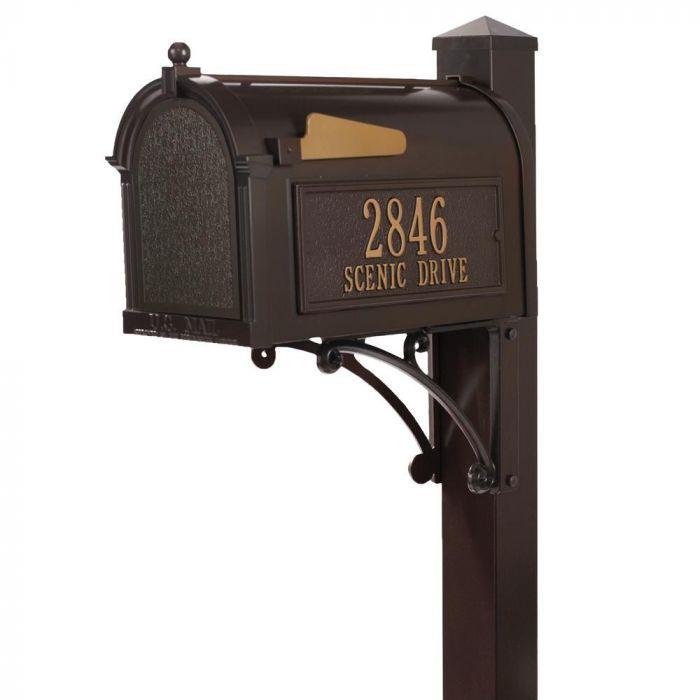 HOA Mailboxes