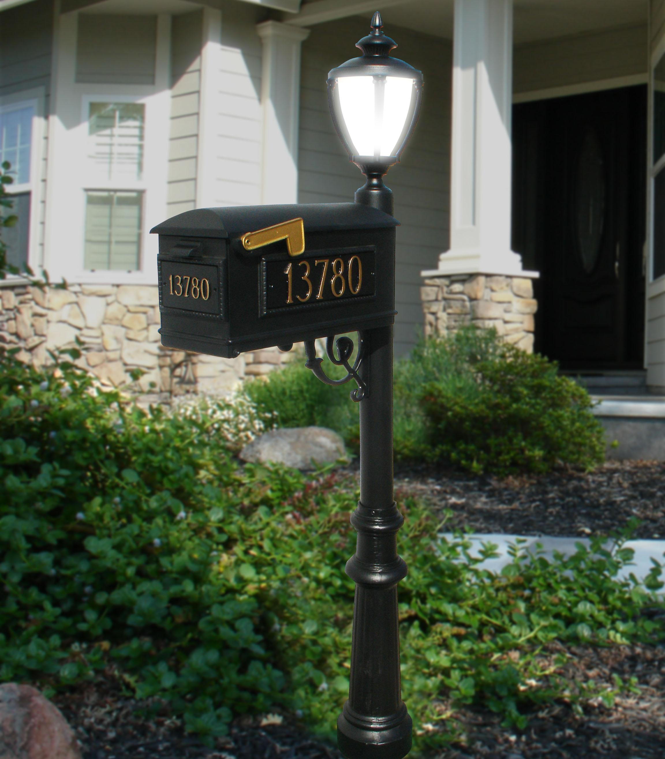 Qualarc Decorative Mailboxes and Posts