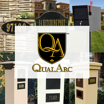 QualArc Mailboxes and Posts