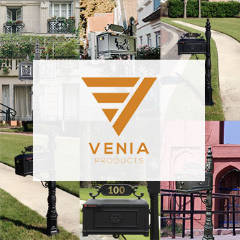 Venia Products - Mailboxes and More