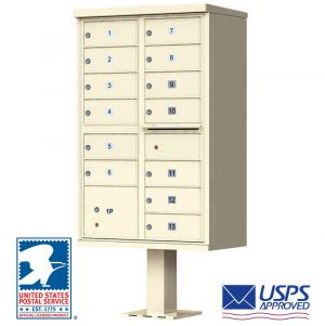 usps cluster mailbox 13 tenants