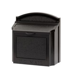 Whitehall Wall Mailbox with Removable Locking Insert