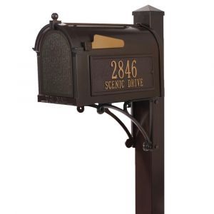 Whitehall Superior Custom Mailbox Package - Build Options