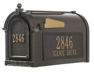 Whitehall Streetside Mailbox