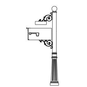 Imperial Residential Mailbox Diagram