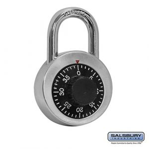 Combination Padlock - for Industrial and Military TA-50 Storage Cabinet Door