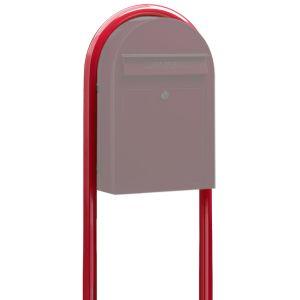 USPS Bobi Structured Round Mailbox Post