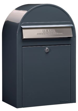 USPS Bobi Classic Front Access Lockable Mailbox