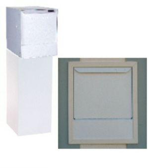 dvault-dvwm0062s-white