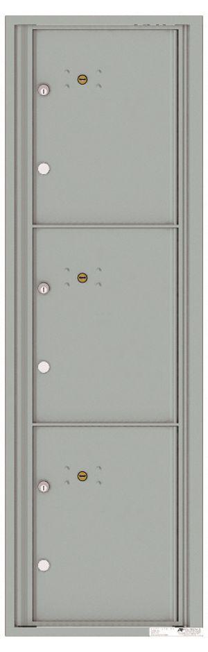 Front Loading USPS Parcel Locker Mailbox