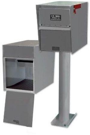 Standard Rear Access Letter Locker