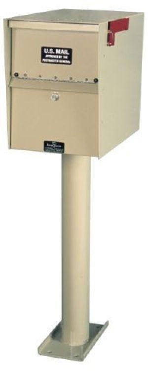 Standard Aluminum Letter Locker