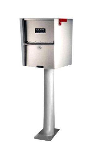 Standard Stainless Steel Letter Locker