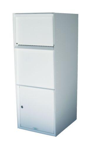 Parcel Drop Box - Large (Aluminum)