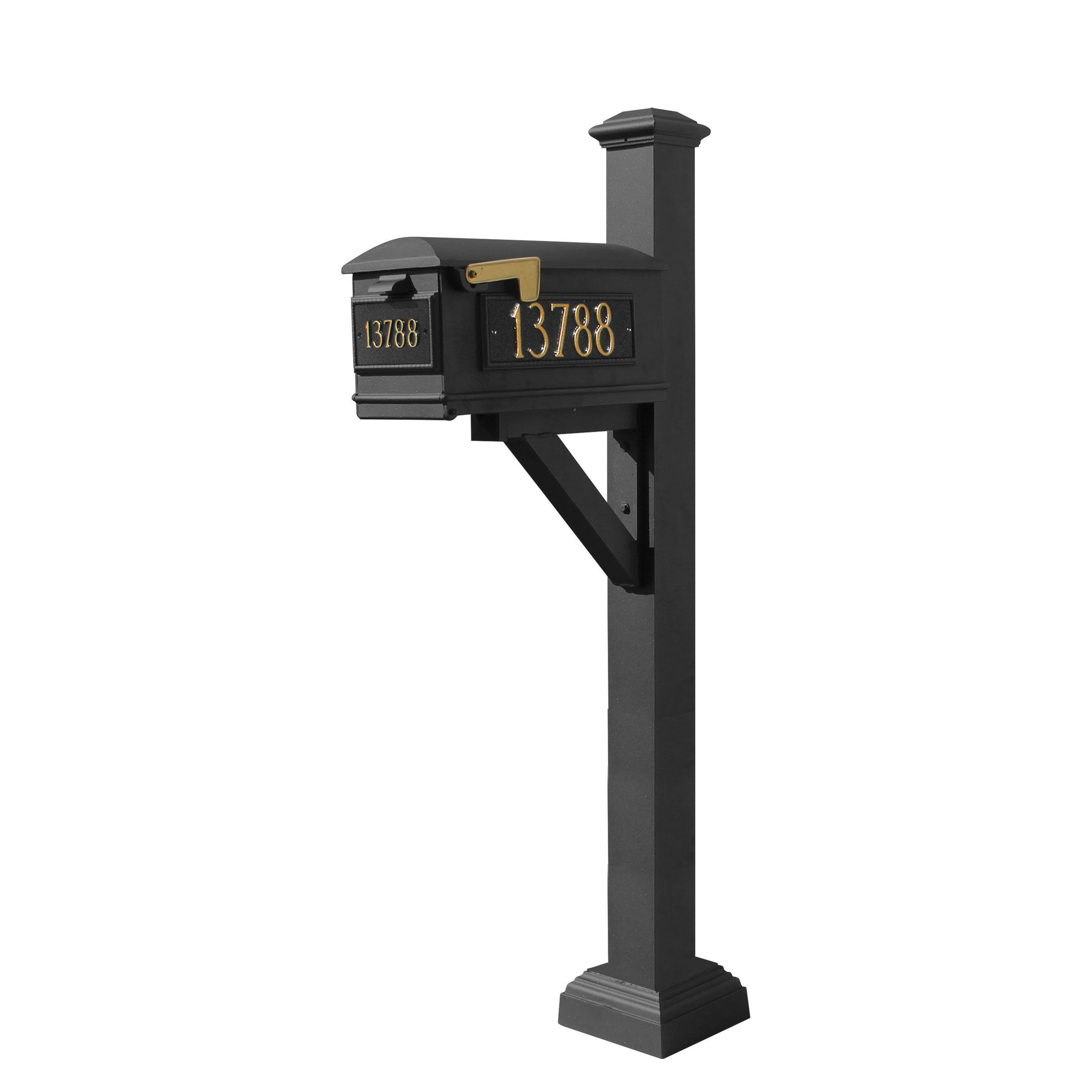 Westhaven System With Lewiston Mailbox Wpd Sc2 S7 Lm 3p