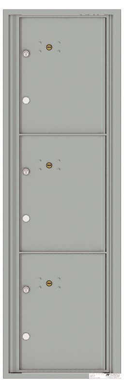 Front Loading Commercial Parcel Locker Mailbox