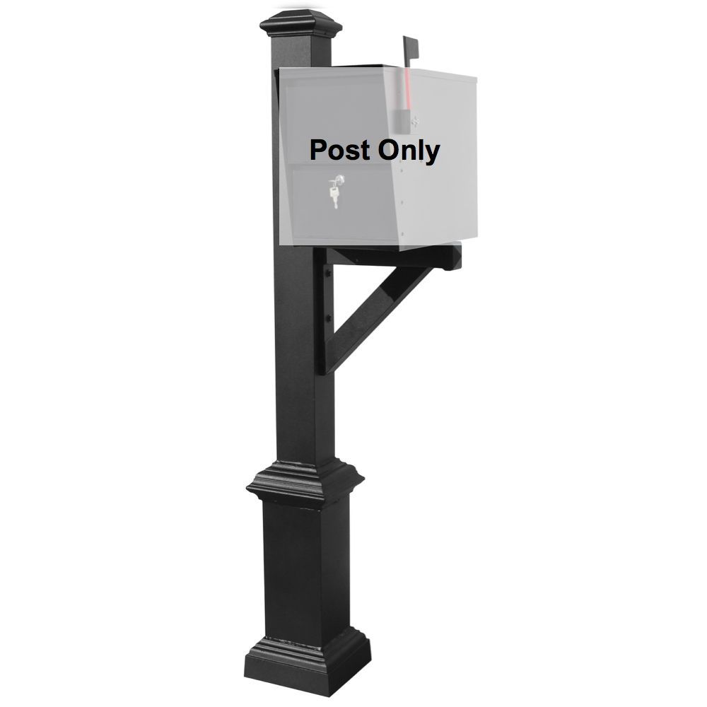 Westhaven Deluxe Post With Finial Mailbox Sold Separately