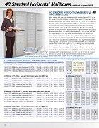 4C Standard Horizontal Mailboxes