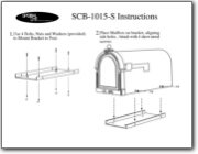 SCB-10155 (Steel) Mounting Instructions