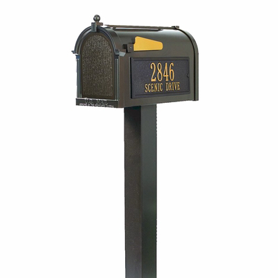 Small whitehall premium mailbox packages