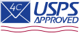 USPS approved logo