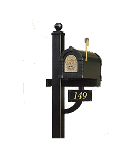 Mailbox and Post Combos