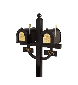 Multi Mailbox Post Systems
