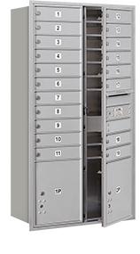 4c horizontal mailbox