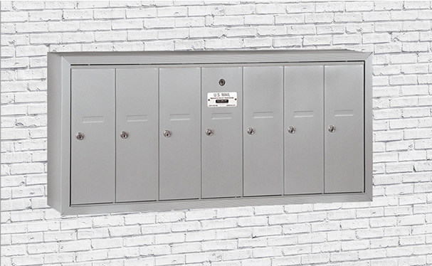 Vertical Apartment Mailboxes    (For Replacement )