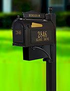 whitehall-products-mailbox-post-combo