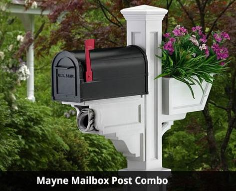 mayne-post-mailbox-post-combo
