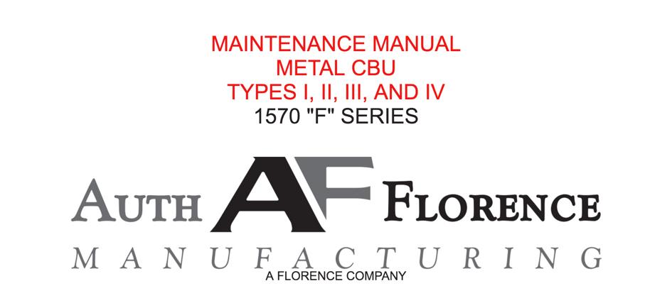 af-maintenance-manual