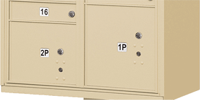 Integrated Parcel Lockers