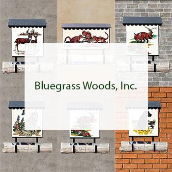 Bluegrass Woods Mailboxes