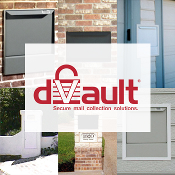 DVault Locking Mailboxes