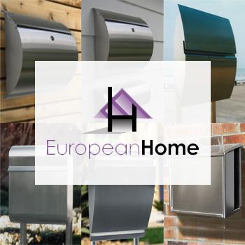 European Home Mailboxes