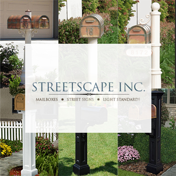Streetscape Mailboxes
