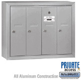 Private Use Cluster Box Units