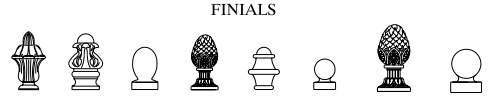 imperial-finials